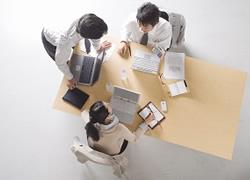 経理及び会計指導のイメージ
